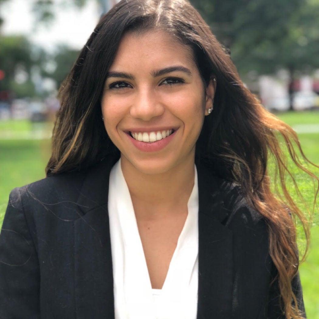 photo of Daniela Rojas Medina